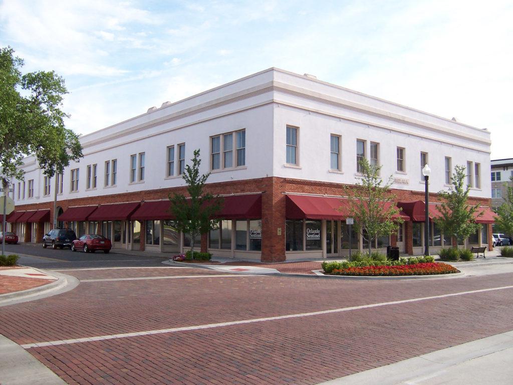 Image of The Welaka Building that Scott, Van Nada sold.