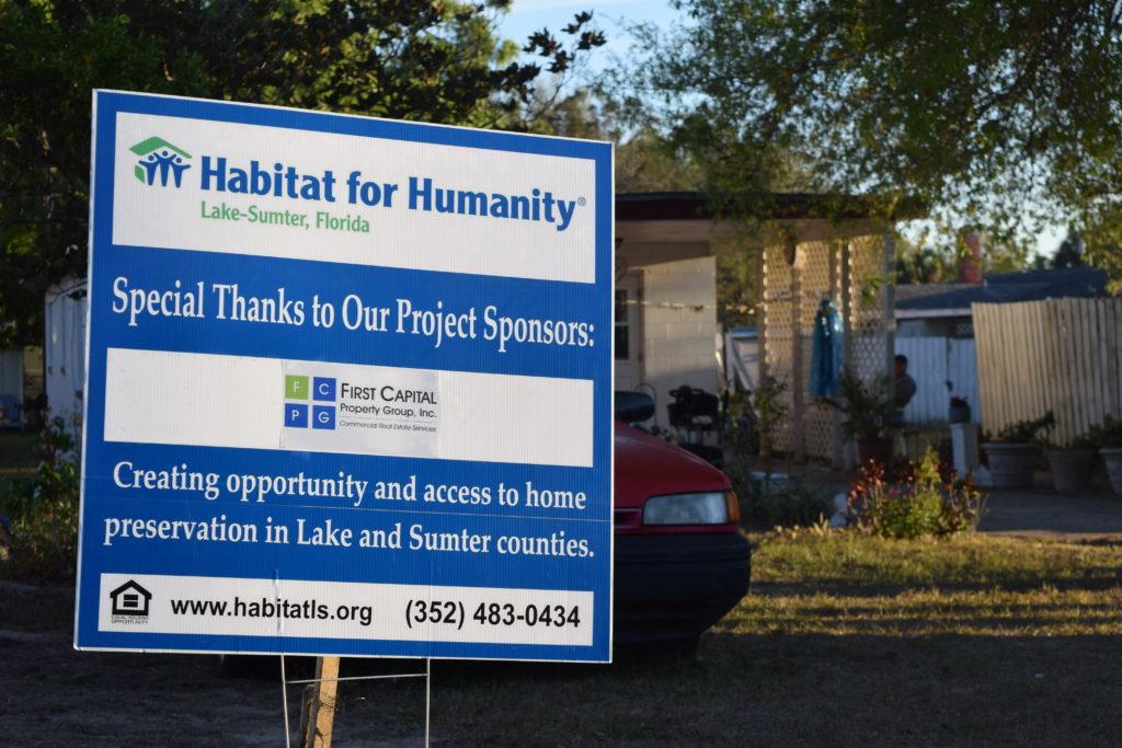 FCPG participates in Habitat for Humanity