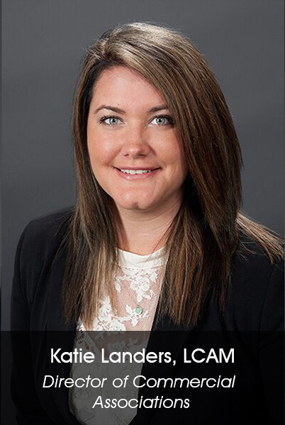 Katie Landers, LCAM - Director of Commercial Associations