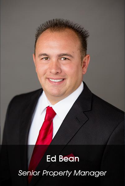 Ed Bean - Senior Property Manager