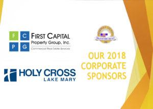 FCPG Sponsors 2018 Seminole Prayer Breakfast