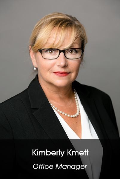 Kimberly Kmett - Office Manager