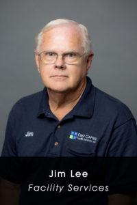 Jim Lee - Facility Services