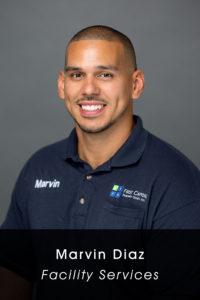 Marvin Diaz - Facility Services